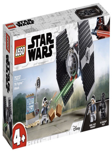 Lego LEGO Star Wars Tıe Fighter Renkli